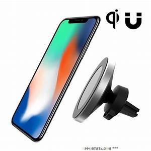 Handy Induktiv Laden : apple iphone 8 8 plus und x drahtlos induktiv im auto laden ~ Watch28wear.com Haus und Dekorationen