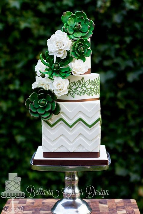 Best Green Wedding Cake Ideas And Images On Bing Find What You