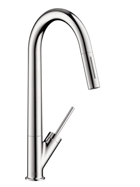 Hansgrohe Axor Uno2 Kitchen Faucet by Axor Introduces New Starck And Citterio Kitchen Faucets