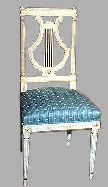 chaise lyre louis xvi chaise lyre louis xvi chairs louis xvi