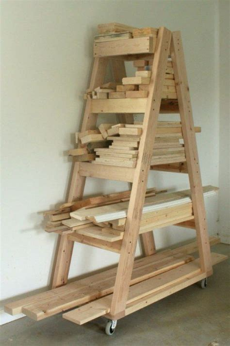 ww  lumber storage images  pinterest