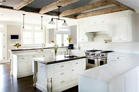 photos de belles cuisines modernes cuisine cagnarde moderne table de salle a manger moderne bois meubles sur mesures en chene