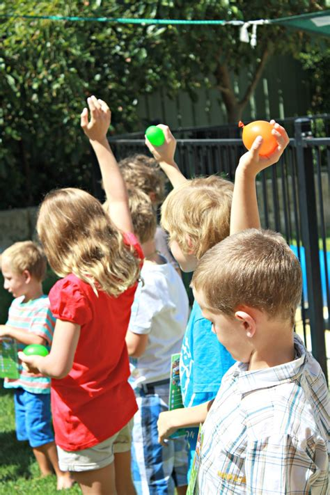 splash water games perth encore kids parties
