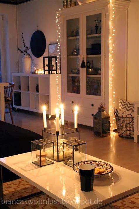 luminaire suspension chambre 5 idées déco à réaliser avec une guirlande lumineuse