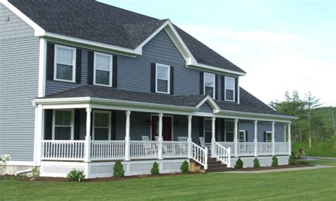 dutch colonial style houses colonial style house  porch colonial style porches treesranchcom