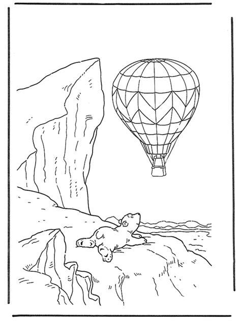 lars mit ballon malvorlage lars das eisbaerchen