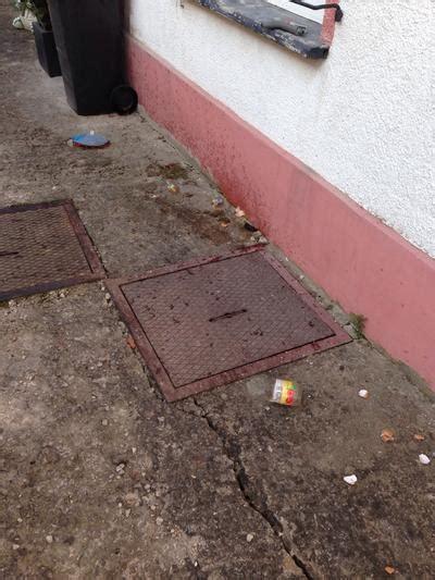 beton risse verharzen risse in betoneinfahrt