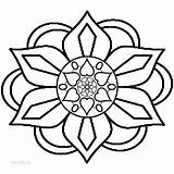 Rangoli Coloring Pages Pattern Diwali Designs Drawing Printable Cool2bkids Patterns Print Cool Colour Templates Mandala Kindergarten Kid Simple Colouring Colours sketch template