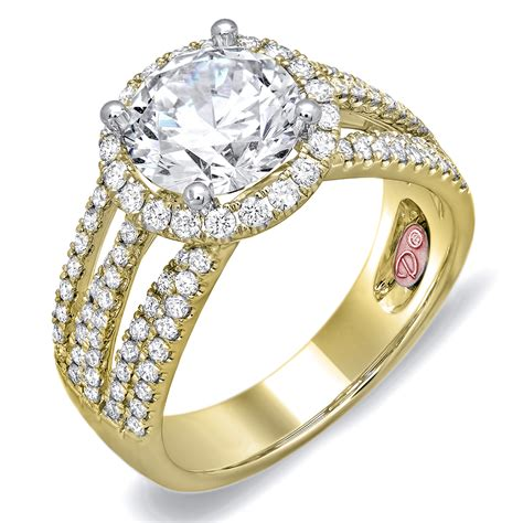 designer wedding rings designer engagement rings dw6105