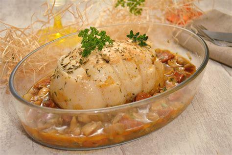 cuisiner un roti de dinde rôti de dinde sauce chorizo chignons au fil du thym