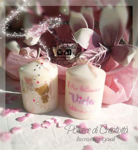 candele artigianali candele battesimo artigianali feste bomboniere di