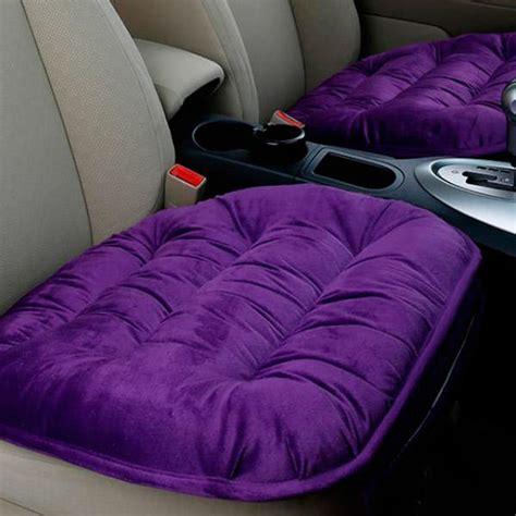coussin siege voiture coussin thermique siège voiture bureau coton poche 5 couleurs