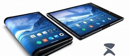 Phones Foldable Latest Trend Case Flexpai