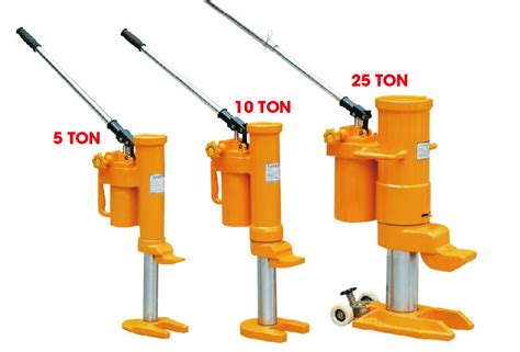 10 Ton High Lift Hydraulic Jack With Protected Against
