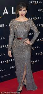 Good Shower Heads by Skyfall Berenice Marlohe Had To Convince Nervous Daniel