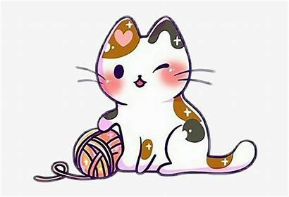 Chibi Kawaii Cat Animal Clipart Neko Funny