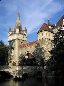 Vajdahunyad Castle Budapest Hungary