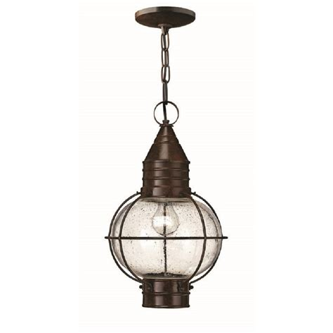 Hanging Porch Lights by Outdoor Hanging Lantern In Bronze Finish Porch Light On