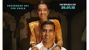'PadMan' Akshay Kumar introduces his reel wife Radhika ...