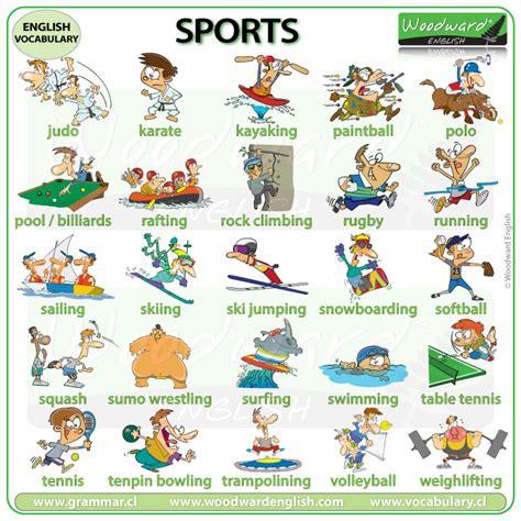 sports  english woodward english