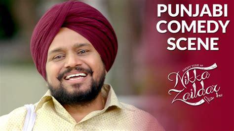 Punjabi Comedy Scene Karamjit Anmol Bebe Kaindi Assi