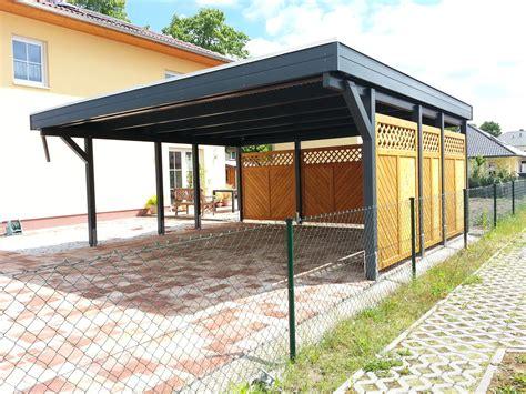 Carport Bei Wendthaus