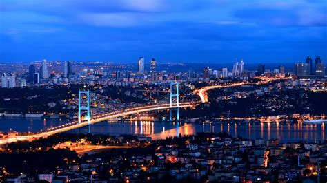 wallpaper turkey istanbul night  travel
