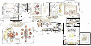 Modern Drawing Office Layout Plan At Getdrawings
