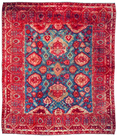 antique turkish rugs large vintage turkish oushak carpet bb2931 by doris leslie