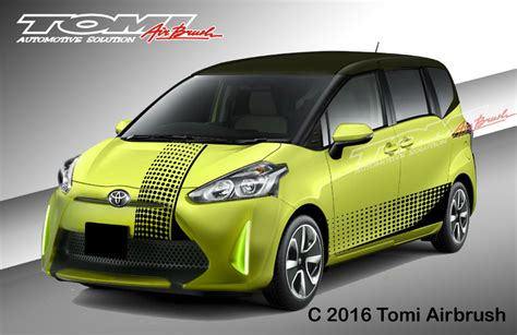 Modifikasi Toyota Sienta by Modifikasi Toyota Sienta Biar Tambah Keren Autos Id