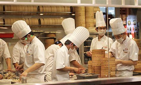 chef de cuisine salary executive chef dim sum restaurants europe