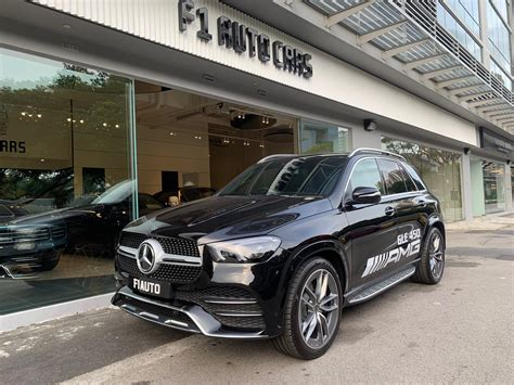 We analyze millions of used cars daily. Buy Mercedes-Benz GLE 450 AMG Get Price, Test Drive F1 Autos Singapore