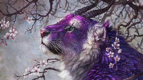 fantasy creature wallpaper artistic wallpapers