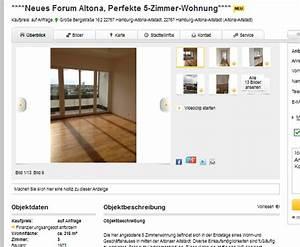 Wohnung Mieten Hamburg Altona : neues forum altona perfekte 5 zimmer wohnung gro e ~ Orissabook.com Haus und Dekorationen