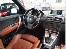 2004 BMW X3 30 Sport Package Leather DPF Navi Xenon