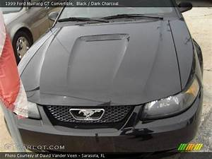 Black - 1999 Ford Mustang Gt Convertible