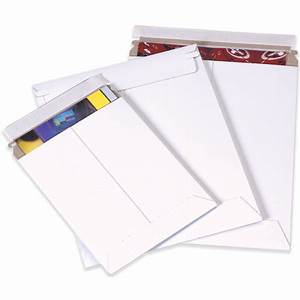 1 kraft self seal flat mailer 6x8 25 pack With 5x7 envelopes office depot
