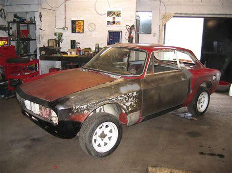 Alfa Romeo Restoration Shops Johnywheelscom