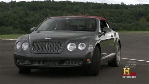 Bentley Continental Gtc In