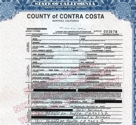 marriage certificate shows orlando shooter married wife