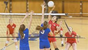 5 Volleyball Setting Drills   ACTIVE