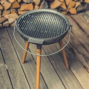 Feuerschale Für Balkon : yron gussgrill der bbq grill f r deinen garten balkon oder deine terrasse auch als ~ Bigdaddyawards.com Haus und Dekorationen