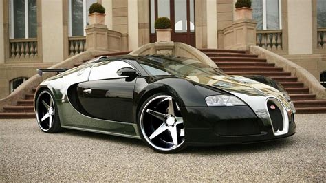 Luxury And Fast Bugatti Veyron. Watch Online Wide Car