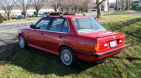 1989 Bmw 325ix With 62,000 Miles