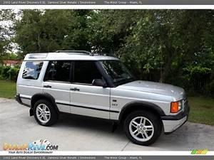 2002 Land Rover Discovery II SE Zambezi Silver Metallic ...