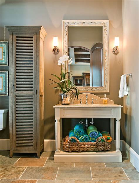 open vanity bathroom seasonal style bathroom trends to try out this summer
