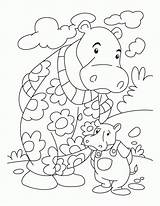 Hippo Coloring Pages Baby Printable Hppo Hippos Hippopotamus Colouring Sheets Bestcoloringpages Crafts Bing Windowcolor Print Popular Mask Books Template sketch template