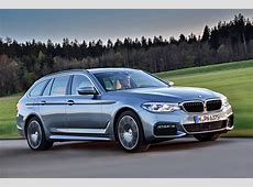 BMW 530d Touring Reviews First Drives New Cars