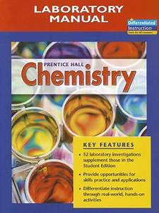 9780131903593  Chemistry  Laboratory Manual