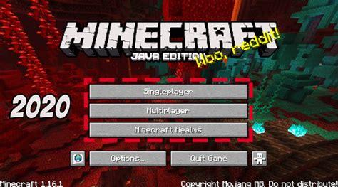 Minecraft Java Edition Download Latest Updated Version
